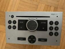 BLAUPUNKT CD 30  MP3 autoradio für Marke Opel entheiratet Silber CD30 MP3