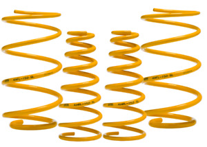 KING of SPRINGS FORD TERRITORY SZ , SZII AWD 30MM LOWERING COILS (Front & Rear)
