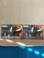 DARYL DIXON (Norman Reedus) Walking Dead Evolution BASE  Card #21 Plus 1 Red #21