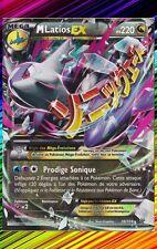 M Latios Ex - XY6:Ciel Rugissant - 59/108 - Carte Pokemon Neuve Française