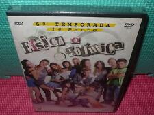 FISICA O QUIMICA - 6 TEMPORADA - 1 PARTE - 3 DVD - NUEVA