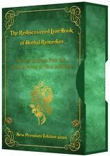 The Rediscovered Lost Book of Herbal Remedies Edition 2020