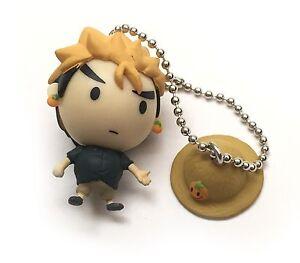Ajin: Demi-Human Mascot Swing PVC Keychain Figure SD Kaito Kai @83494