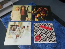 4 Cheap Trick LPs–Heaven Tonight, At Budokan, Dream Police & Found All The Parts