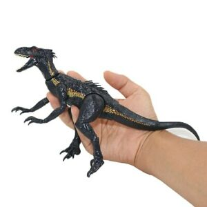 Black Indoraptor 15 cm Jurassic park world action figure with movable joints  🦖