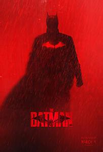 """The Batman Poster 48x32"""" 40x27 36x24"""" Film Movie 2021 Art Print Silk"""