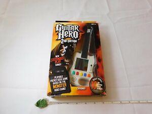 Guitar Hero II 2nd Edition Carabiner Basic Fun NIB 1682 NOS playable pocket size