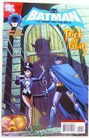 DC BATMAN BRAVE AND THE BOLD (2011) #12 Rare Halloween Zatanna FN/VF Ships FREE!