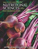 Nutritional Sciences by Michelle Mcguire