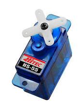 Hitec HS 55 Micro Servo & Accessoires (Sans boîte)