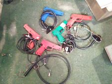 happ arcade gun lot untested #321
