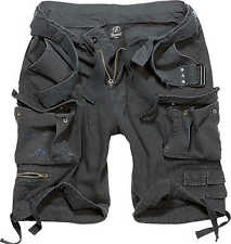 Motorradbekleidung Savage Vintage Motorradhose Gr.l schwarz