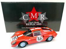 Ferrari Dino 206s #36 24h LeMans 1966 Salmón Hobbs 1 18 CMR