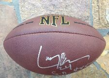 *LARRY BROWN*SIGNED*AUTOGRAPHED*FOOTBALL*DALLAS*COWBOYS*SUPER BOWL*MVP*RAIDERS*