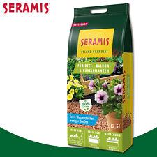 SERAMIS® 12,5L Pflanz-Granulat für Beet-, Balkon- & Kübelpflanzen Wachstum Topf
