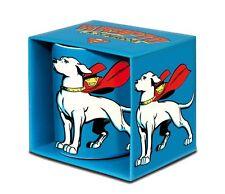 Superdog Kaffeebecher - Krypto Kaffee Tasse - Superman Hund Becher - LOGOSHIRT