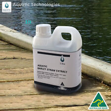 Aquatic Barley Straw Extract 1L - For Algae Control in Ponds & Water Features