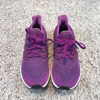 Adidas Ultraboost Womens UK 5.5 Eur 38.5 Purple Pink Running Trainers B34051