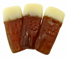 Kingsway Pint Pots Jelly Gum Sweets Gift Retro Candy Gummy Fruit Traditional