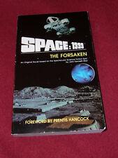Space: 1999 the Forsaken by John Kenneth Muir (2003, Pb) rare true first Powys