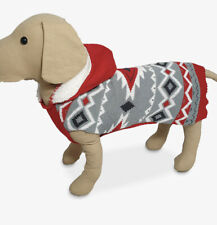 Fred & Ginger Dog Christmas Jumper Size Small