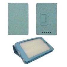 Carcasas, estuches y fundas turquesa de piel sintética para reproductores MP3