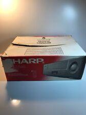 Sharp VCR  VHS Cassette Tape Player Recorder VC-a373u
