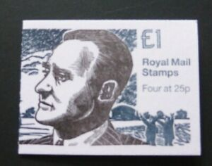 Great Britain 1995 Booklet 50th Anniversary End of WWII Design 3