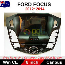 8 Inch Car DVD GPS Navigation For Ford Focus 2012-2014 LW LWII