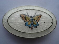 Butterflies/Insects Silver Vintage Costume Jewellery