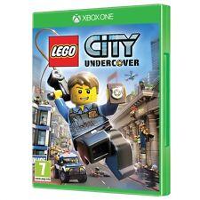 Lego City Undercover Xbox One Xb1 Sticker Set