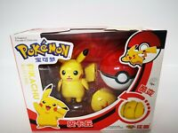 Pikachu Pokemon ball figurine cake topper