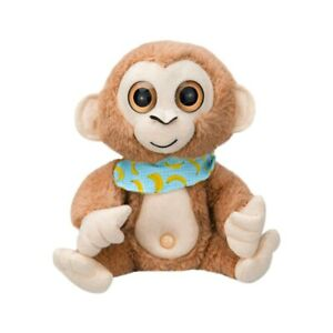 Cute Mimicry Pet Talking Monkey Repeats What You Say Electronic Plush Toy Home