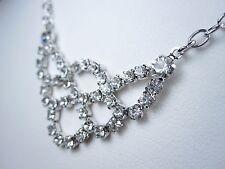 with Swarovski Crystals 0197 Rachel Rhodium Plated Pendant