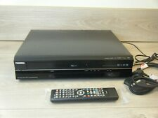 TOSHIBA RDXV60 DVD/VIDEO CASSETTE HDD RECORDER 320GB COMBI FREEVIEW+HDMI TESTED