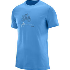 Salomon Herren Outdoor Graphicss T-Shirt, blau, Gr: XXL