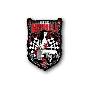 PX Hot Rod Rockabilly Sticker - Vinyl Stickers - pxhotrodrockabilly-01