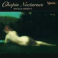 Angela Hewitt - Chopin Nocturnes and Impromptus [CD]