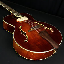 Eastman AR405E Classic Finish Archtop P90 Kent Armstrong Pickup w/ Hard Case