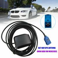 Antena De Gps Amplificador Con Magnífica Base Conector  Cable Para Audi BMW VW