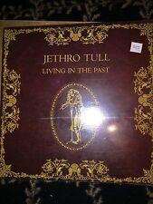 Jethro Tull Living In the Past SEALED USA 70's 2 LP GATEFOLD SET