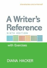 A Writers Reference with Integrated Exercises