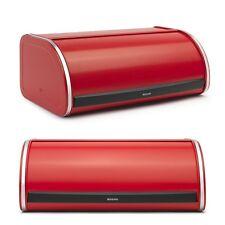 Brabantia 484001 rojo Pasión rollo tope panera almacenaje de cocina