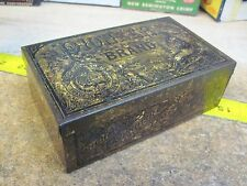 PIONEER  SMOKING TOBACCO TIN CAN RICHMOND CAVENDISH CO LIVERPOOL GOLDEN FLAKE