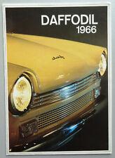 V13612 DAFFODIL 1966 - DEPLIANT - 09/65 - 15x21 - B FR