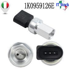 Pressostato Sensore pressione Aria Condizionata Adatto per Audi Seat 1K0959126E