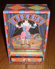 VTG.1977 Pierrot de Pierre Koji Murai Music Box CIRCUS Dancing Clown NEEDS WORK