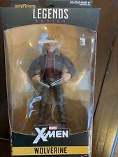 2017 Marvel Legends X-men Wave 2 Warlock BAF Series Wolverine Hasbro Ages 4