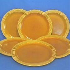 Dinner Plates Vintage Original Hornsea Pottery Tableware