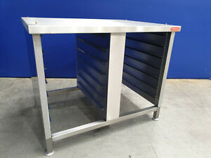 LATEST MODEL RATIONAL iCOMBI PRO & CLASSIC COMBI OVEN FLOOR STAND (UG2i)